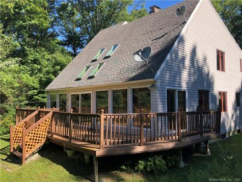 657 West Hill New Hartford CT 06057