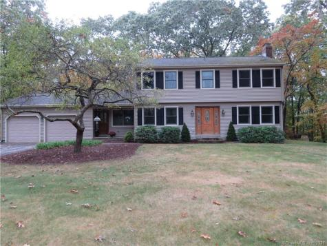 230 Kelsey Hill Deep River CT 06417