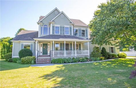 6 Queen Anne Court Old Lyme CT 06371