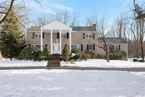 6 Bushy Ridge Westport CT 06880