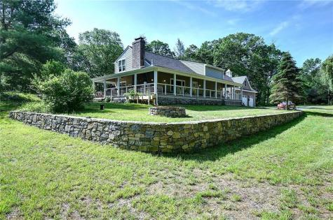 44 Brush Hill Road Lyme CT 06371