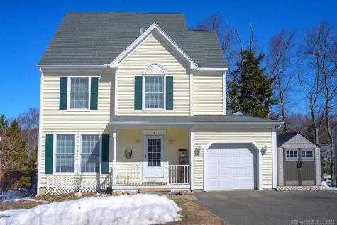 5 Valleyview Canton CT 06019