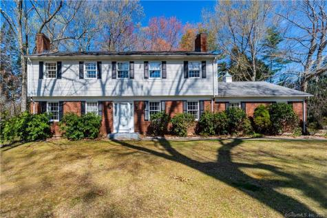 428 Squire Hill Cheshire CT 06410