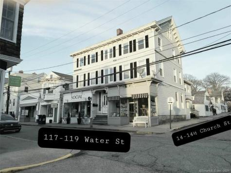 14 Church & Water Stonington CT 06378