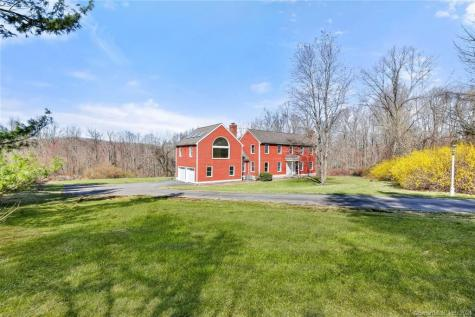 490 Georges Hill Southbury CT 06488