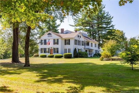 495 Town Hill New Hartford CT 06057