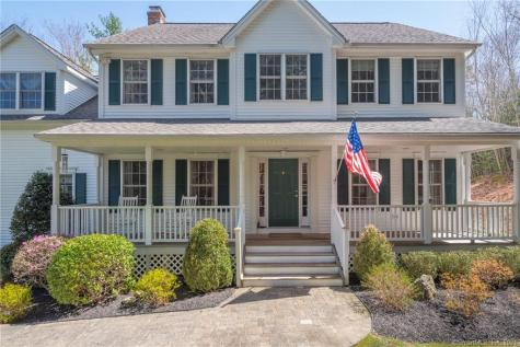 1552 Georges Hill Southbury CT 06488
