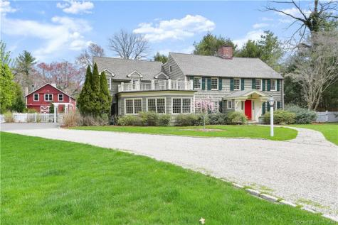 15 Old Farm Darien CT 06820