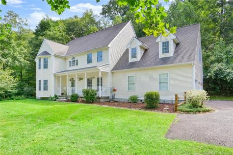 279 South Georges Hill Road Southbury CT 06488