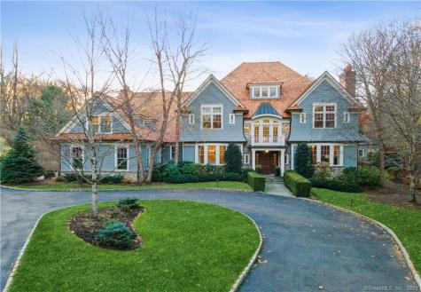 3 Hycliff Road Greenwich CT 06831