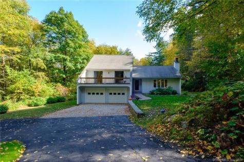 8 Highwood Canton CT 06019