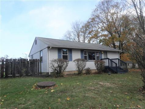 43 Hinman Coventry CT 06238