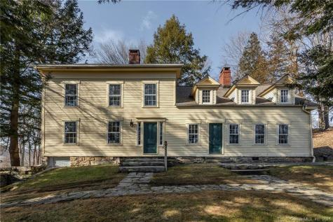 120 West Meetinghouse New Milford CT 06776