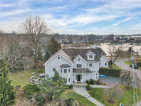 7 Cove Ridge Greenwich CT 06870